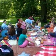 Picknick im Westfalenpark Dortmund