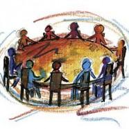 Treffen mit Projektbegleitung und Architekt