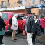 Besuch bei Amaryllis eG  Bonn