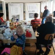 Frühstückstreffen mit MOSAIK