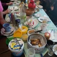 Frühstückstreffen im Juli