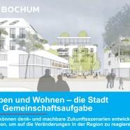 """Freies Bildungswerk Bochum lädt ein zum Thema """"Leben und Wohnen in der Stadt…"""""""