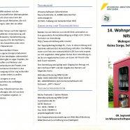 14. Wohnprojektetag in Gelsenkirchen