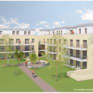 1. OG – 80 m² frei finanziert , konzipiert für 2-3 Personen