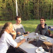 Stefan Müller sucht noch eine*n Mitbewohner*in für eine Dreier-WG