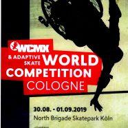 1. Internationaler Wettbewerb der Rolliskater*innen in Deutschland!