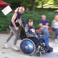 Rollstuhlrun  September 2019 – mitgelaufen und gewonnen!