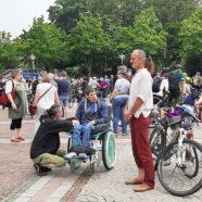 Mehr Fahrradwege in Dortmund… will MOSAIK auch